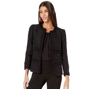 ♥️ NWT! Anne Klein Patch Pocket Jacket